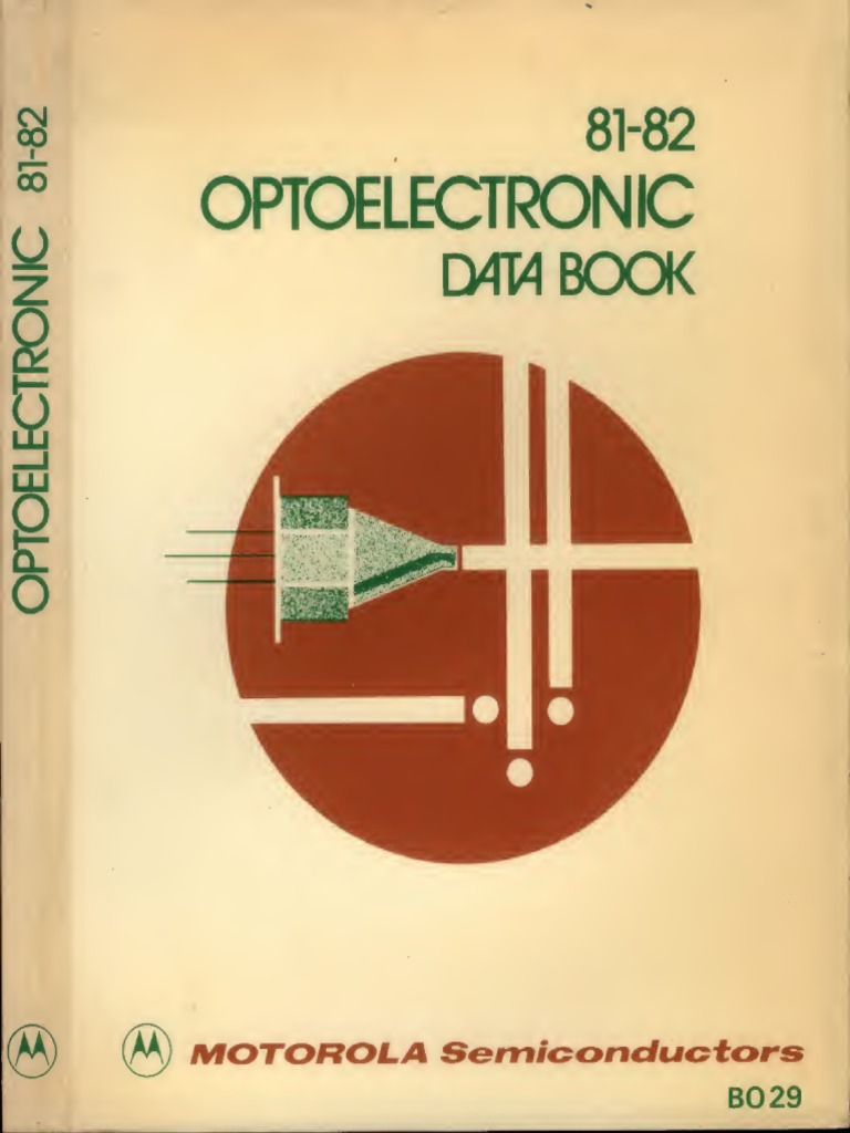 Motorola1981 82optoelectronicdatabook Textpdf Transistor Transimpedance Amplifier Click The Image To View Fullsize Picture Electronics