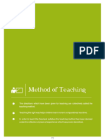 Method of Teaching English(1)