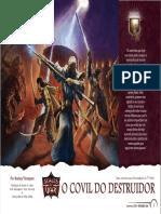 D&D 4E - Escalas de Guerra - 05 O Covil do Destruidor - Biblioteca Élfica.pdf