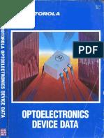 1989 Motorola Optoelectronics Device Data