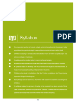 Syllabus English(4)