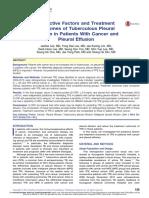 Predictive Factors and Treatment
