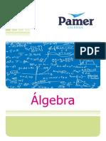 Pamer Álgebra 3er Año