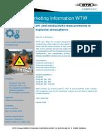 PH y Conductividad Ambientes Explosivos