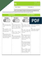 Planificación Anual Ciencias 3