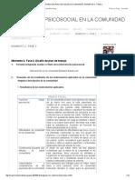Intervencion Psicosocial en La Comunidad_ Momento 2 - Fase 2
