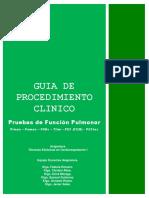 GPC FUNCION PULMONAR