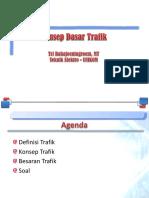 2. Konsep Dasar Trafik