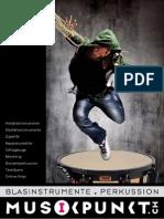 Musikpunkt Katalog 2011