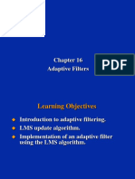 Adaptive Filters 1