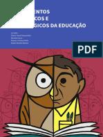 LIVRO-FUNDAMENTOS FILOSOFICOS e SOCIOLOGICOS DA EDUCAÇÃO.pdf