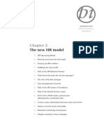 TheNew HR Model