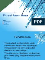 235984104 Titrasi Asam Basa Ppt