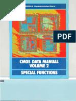Motorola SeminarsandApplicationBooksCMOSDataManualVolume2 SpecialFunctionsOCR