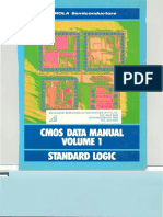 Motorola SeminarsandApplicationBooksCMOSDataManualVolume1 StandardLogicOCR