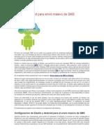 Elastix y Android Para Envió Masivo de SMS
