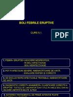 5.1. Boli Febrile Eruptive