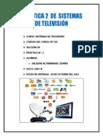 Guia de Television 2da Practica
