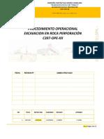 C397 OPE XX Exc.enrocaPerforación
