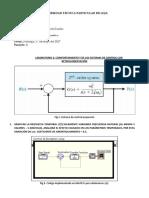 Comportamiento de Los Sistemas de Control Con Retroalimentacion