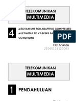 PRESENTASI REV Chap4 MultimediaCodingVaryingBandwidth