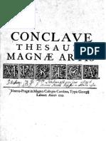 Thesauri Magnae Artis Musicae (de Vogt)