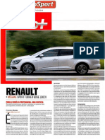 "RENAULT MÉGANE SPORT TOURER 1.6 dCi 130 BOSE EDITION NO ""AUTOSPORT"""