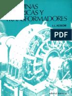 Maquinas Eléctricas y Transformadores (Irvin l. Kosow)