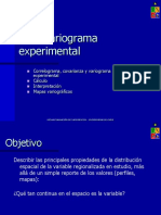 Clase 12 - Variograma Experimental