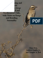 Manual for Ageing and Sexing Birds at Fray Jorge National Park Pyle Et Al 2Feb2015