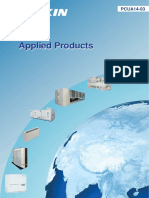 Pcua14-03 Daikin Applied Products