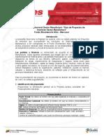 Guia Metodologica Fondo Bicenteario Alba Mercosur