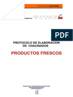 Protocolo Chacinados Frescos