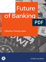 Richard Baldwin; David Vines - The future of banking