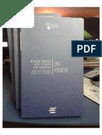 História Das Ideias Políticas Volume I, II E III