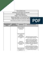 GPFI-F-018 Formato Planeacion Pedagogica PLANEACIÓN