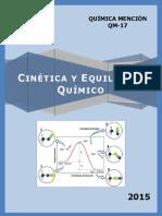 QM17-Cinética y Equilibrio Químico
