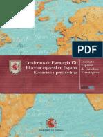 Cuadernos de Estrategia 170. El Sector Espacial en España. Evolución y Perspectivas.pdf
