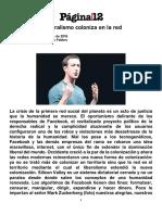 El Liberalismo Coloniza en La Red _ Página12