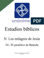 El Paralitico de Betesda
