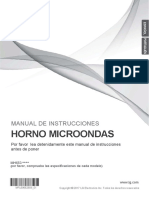 Lg Horno Micro