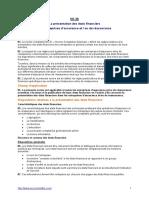 Etat Financier Assurance-reassurance