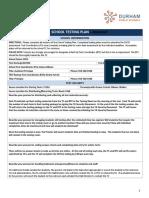 dplc 2017-18 access testing plan