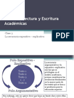 Tallerdelecturayescrituraacadmicas 02 Lasecuenciaexpositivo Explicativa 120824224411 Phpapp01