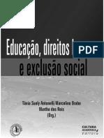 Educação, diretos humanos e exclusão social
