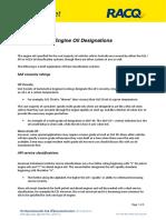 Designations 111