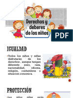 presentacion deberes y derechos de los niños