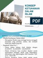 1. Konsep Ketuhanan Dalam Islam