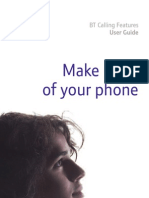 BT Calling Features Userguide