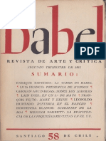 Babel N°58 (1951)